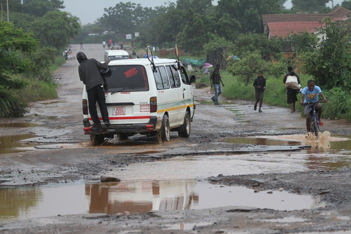 Silobela Commuter Operators Double Fares As Roads Become Impassable