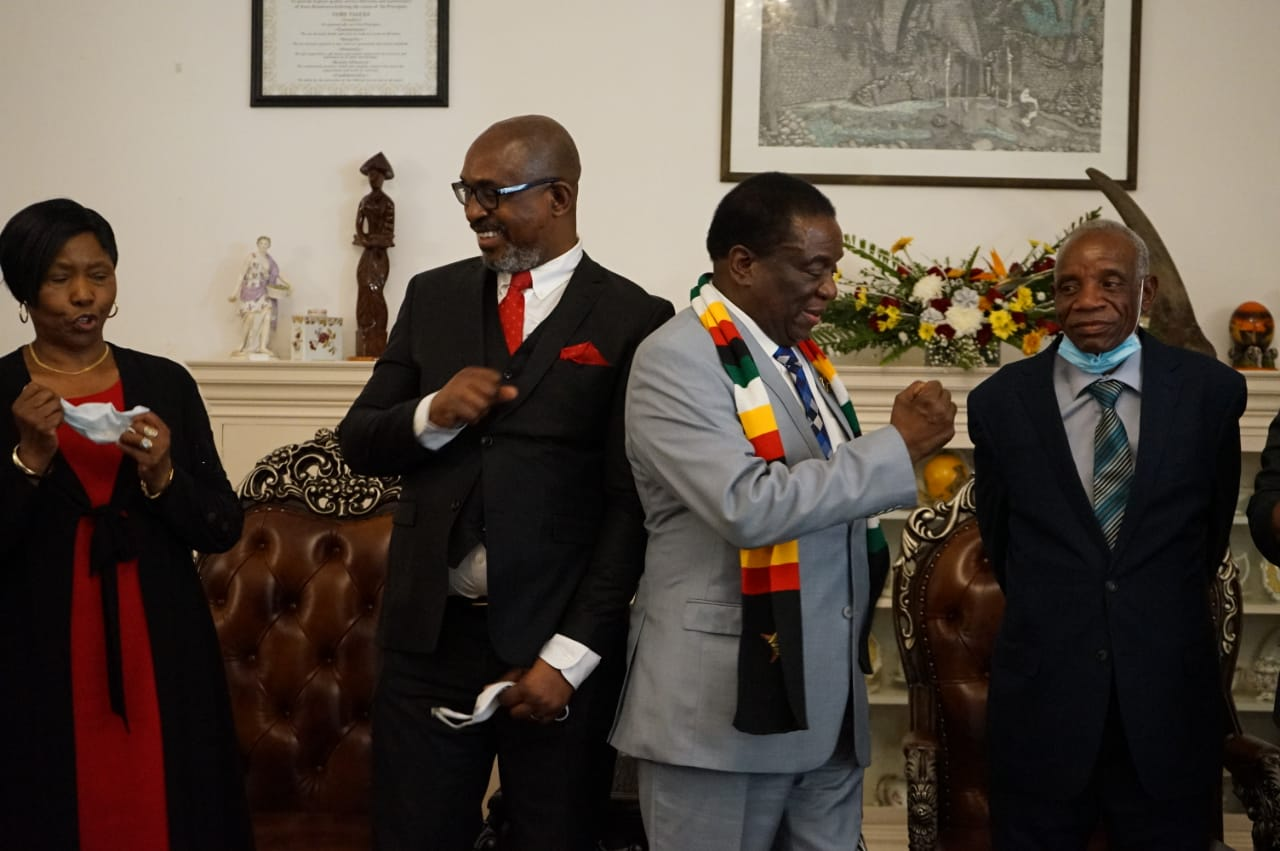 Gutu, Makore Claim Hounded Out Of MDC For Being 'Old'