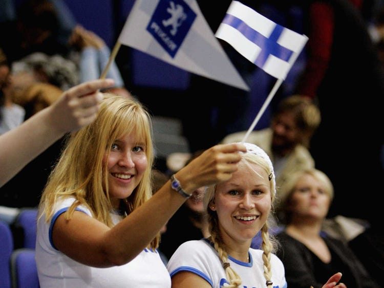 Finland Ranked Happiest Country In The World – again