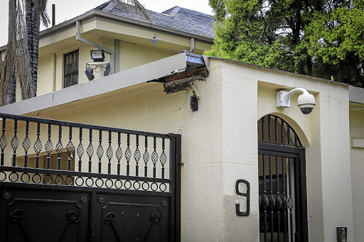 Nelson Mandela's Home Decays Into Ghost House