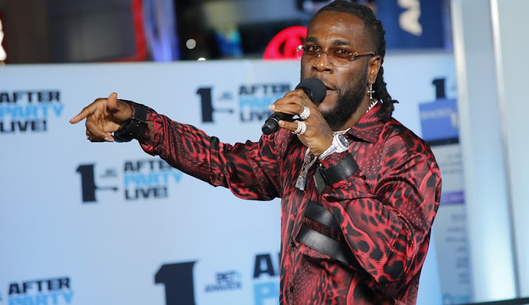 'It's A Big Moment For African Music' – Burna Boy On Grammy Win