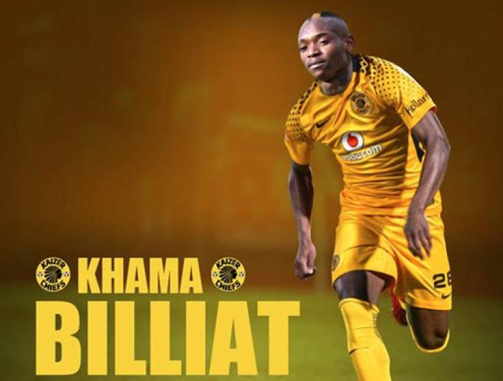 Amakhosi Boss Says Billiat There To stay