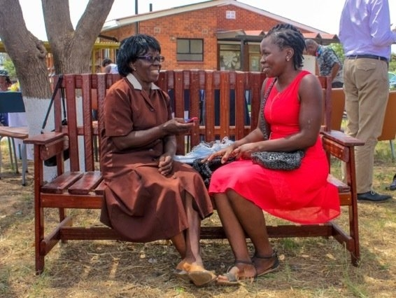 Friendship Bench Helping Tackle Mental Health Challenges