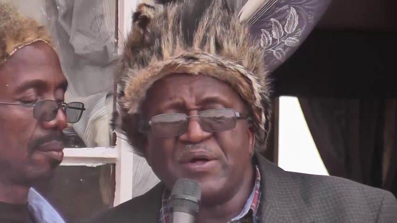 Cracks Emerge In Zapu As Joshua Nkomo's Son Gets President Nomination