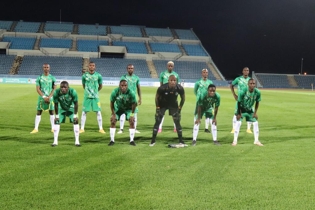 LATEST: Perfect Warriors Edge Botswana In AFCON Qualifier
