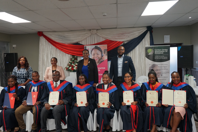 CCAZ Calls For Improved Consumer Care As 50 Students Graduate In Customer Management