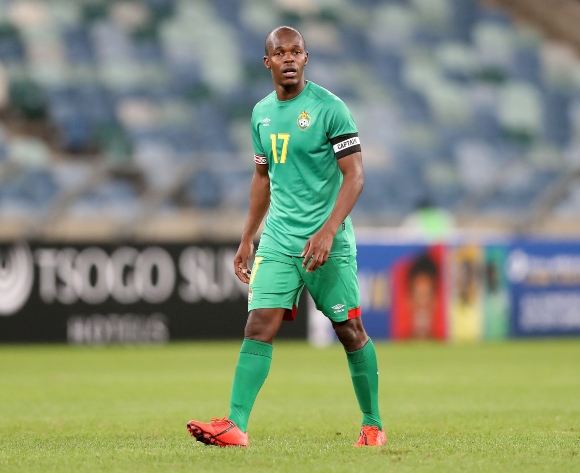 Elated Musona Lauds Teammates After AFCON Qualification
