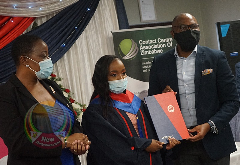 IN PICTURES: Over 50 Students Receive Customer Management Diplomas