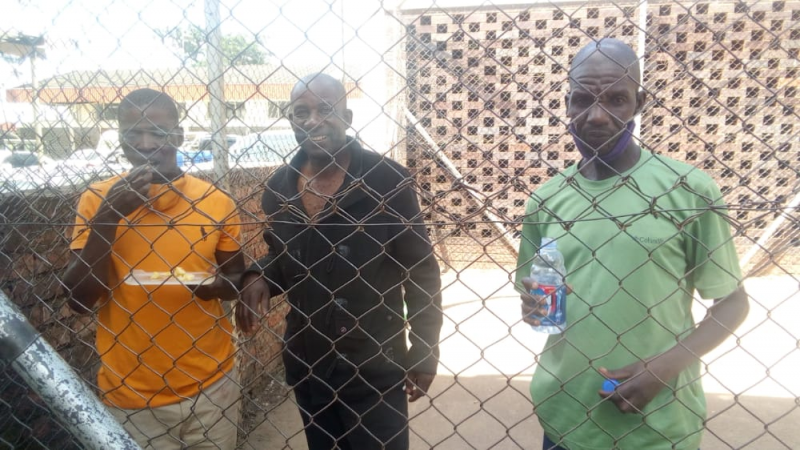 3 MDC Alliance Activists Arrested After Police Disrupt Meeting