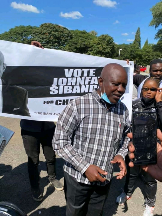 New Bosso Boss Johnfat Sibanda Urges Unity