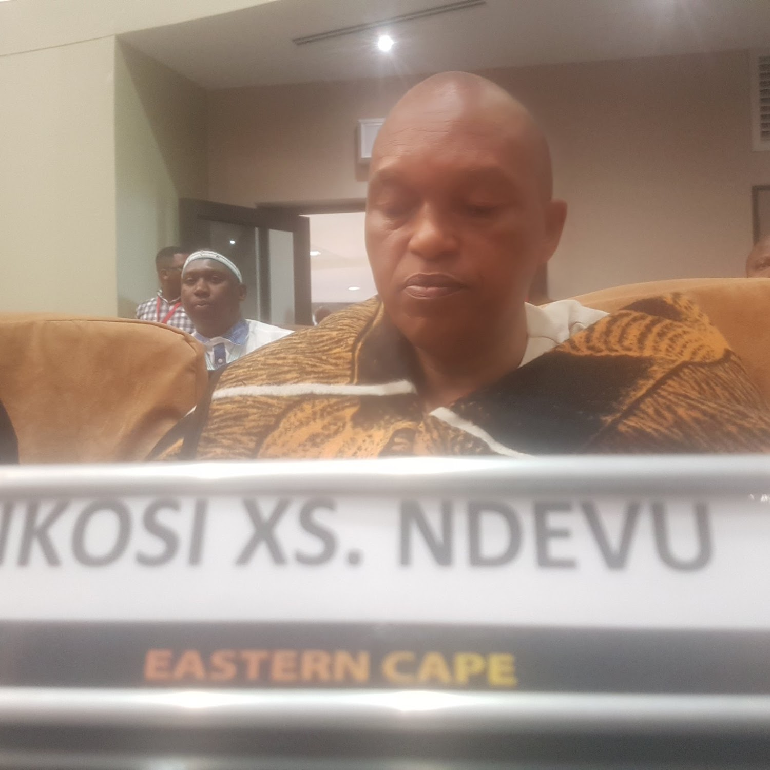 SA: National House Member's Wife Appears Naked During Zoom Meeting
