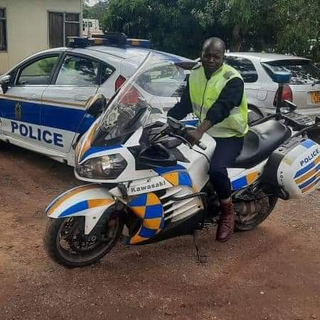 Cop In Trouble For Killing Colleague In First Lady's Convoy