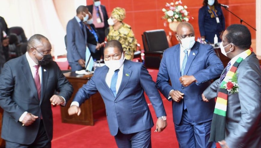 """SADC Leaders Agree To """"Immediate Technical Deployment"""" In Moza"""