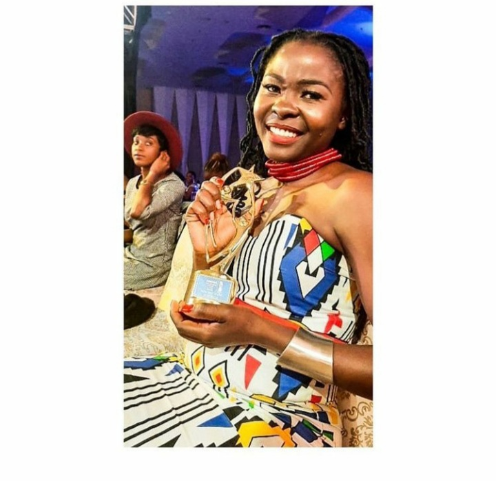 Zim's Nocky Scoops Africa Hair-Styling Award