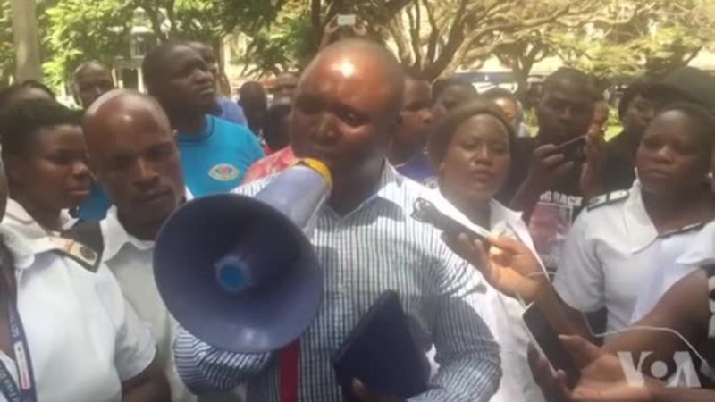 Nurses Take Health Board To Court Over Removal Of Dongo As Member