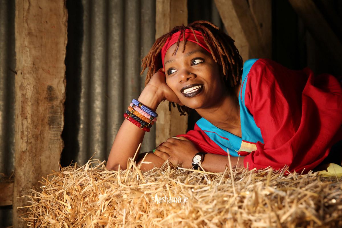 Afro Wigs: Zim Woman's Daughter Proud Of 'Historic Breakthrough' In UK