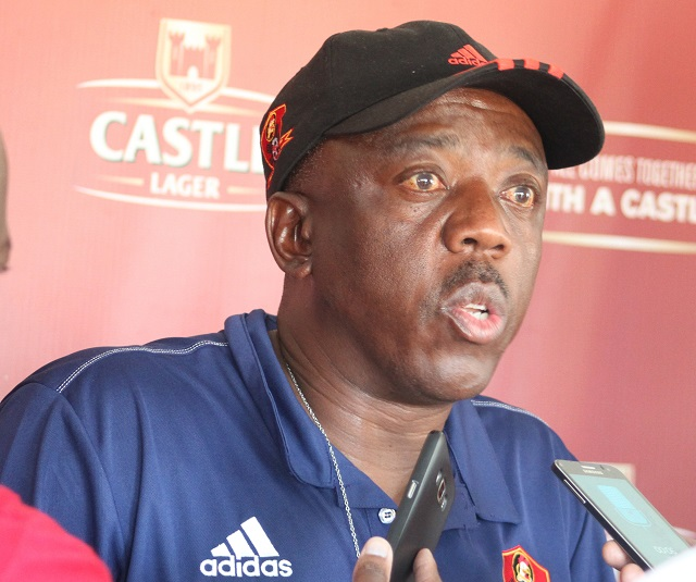 Rahman Gumbo Appointed Head Coach At Botswana Topflight Side