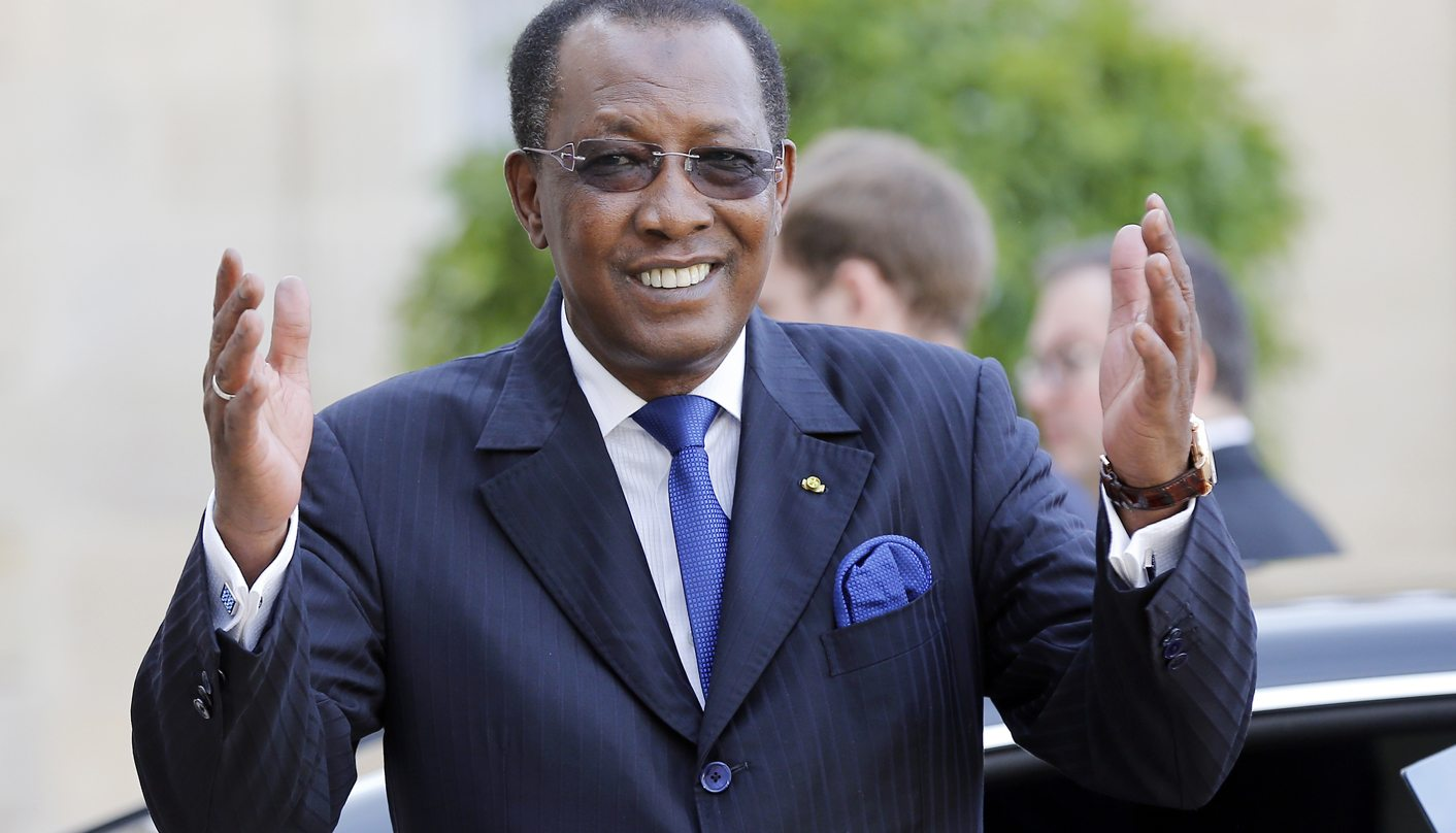 Chad's President Idriss Déby Dies After 'Clashes With Rebels'