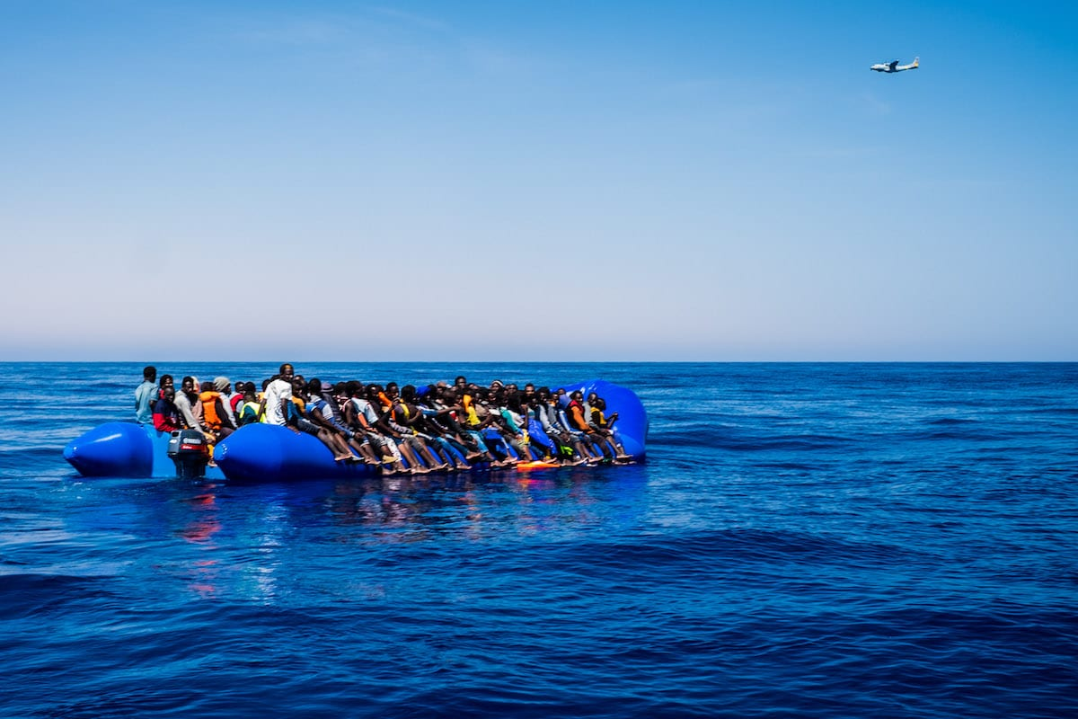 Bodies Found As 130 Migrants Feared Drowned In Mediterranean