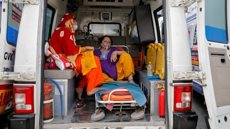 GlobalAid Arrives In India To Combat Deadly Covid Crisis