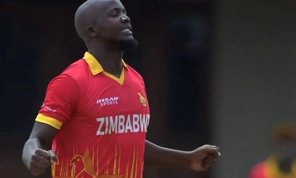 Inform Luke Jongwe in Zimbabwe Test squad to face Pakistan