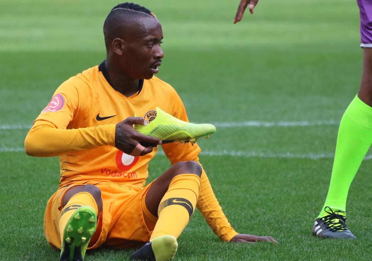 Warriors, Chiefs Star Khama Billiat Faces Another Injury Lay-Off