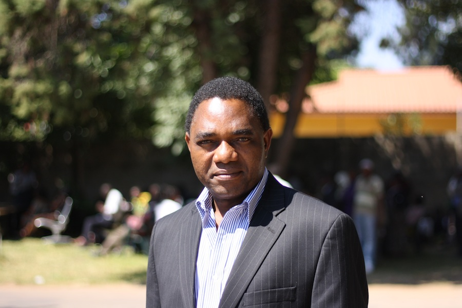 Zambian Opposition Leader Blames Zimbabweans For SA Xenophobic Attacks