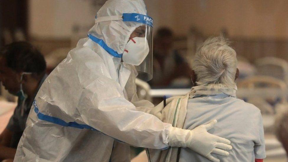 Coronavirus: New Record Deaths As Virus Engulfs India