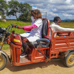 How Tricycles Are Saving Pregnant Mothers In Rural Zimbabwe