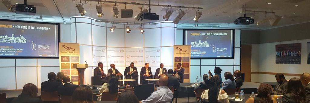 Zimbabwe Finance Conference To Urge Diasporans To Channel Remittances For Zim's Economic Growth