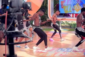 #JerusalemaDanceChallenge Showed How Pan African Styles Can BeForged