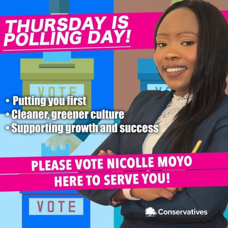 Zim-Born Woman Wins UK Council Election