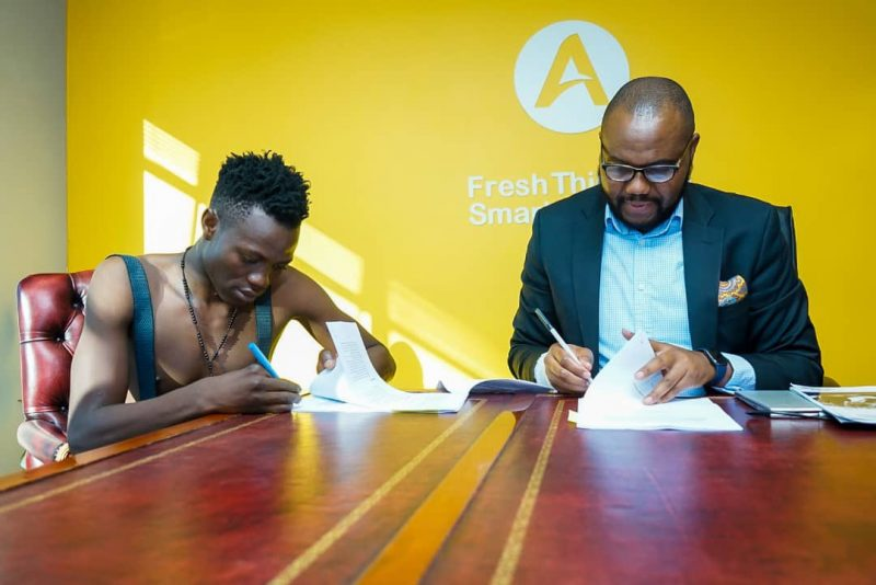 'Shirtless' Jah Master Inks 'City Hopper' Deal With BancABC