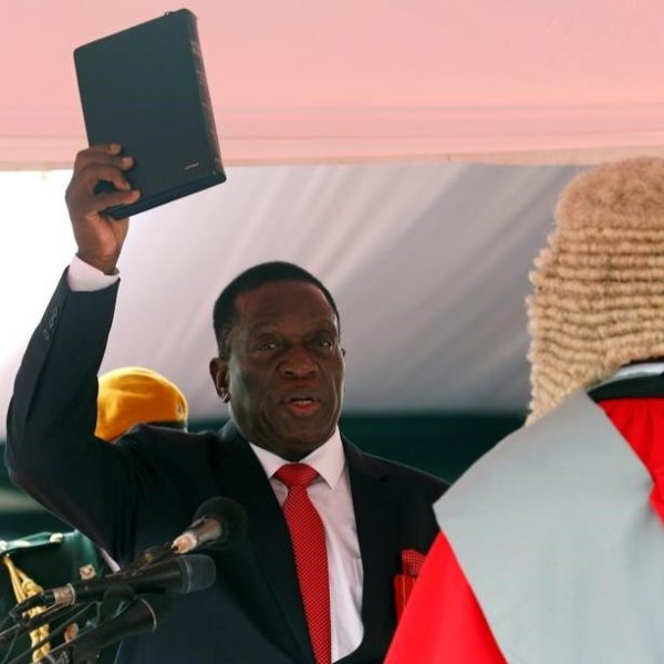 BREAKING: Mnangagwa Extends Malaba's Term By 5 More Years