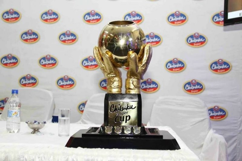 Chibuku Super Cup Suspended Again, As Govt Announces Fresh Ban On Sports