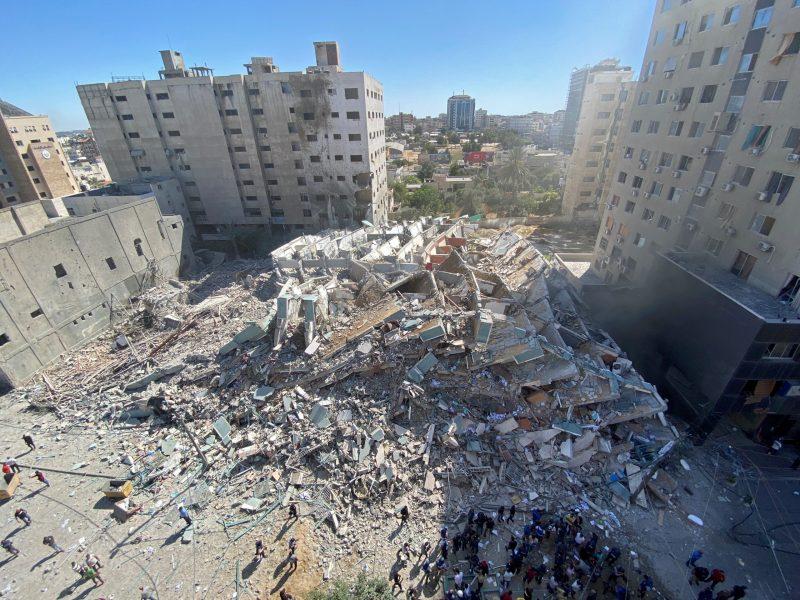 Ceasefire still elusive in Israel-Gaza fighting