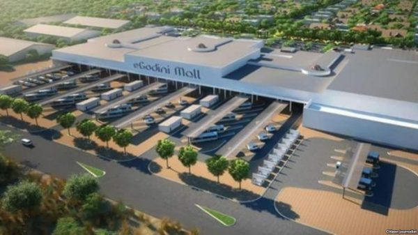 Egodini Mall's First Phase Completion Set For August