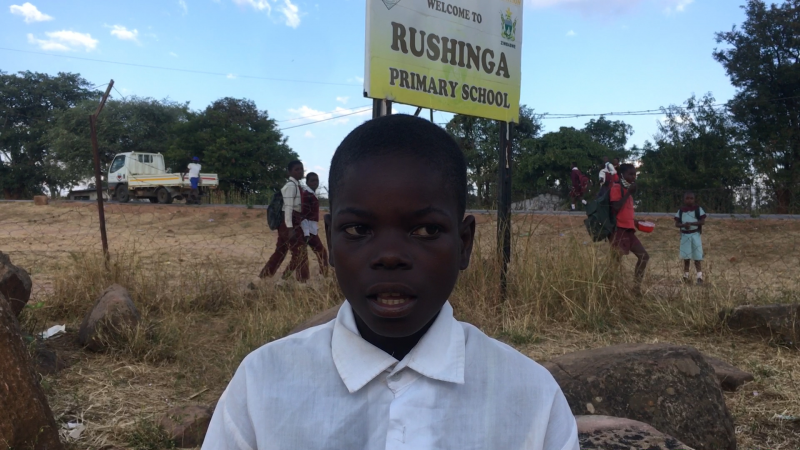 Rushinga Girl (14) Looks After Gravely Ill Parents, 5 Siblings