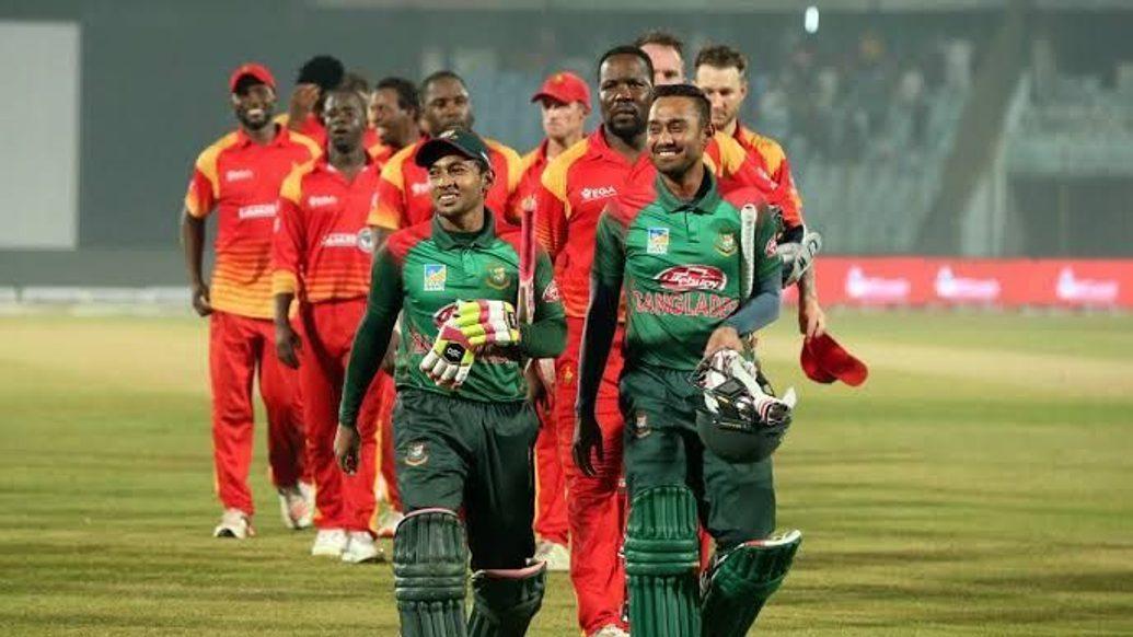 Bangladesh Confirm Zimbabwe Cricket Tour Schedule
