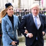 UK PM Johnson marries fiancee in surprise ceremony