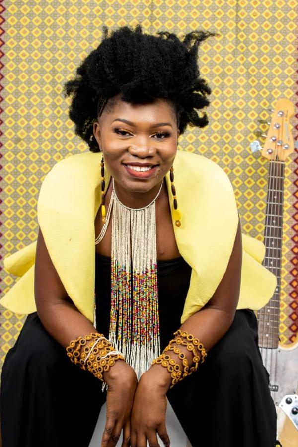Edith WeUtonga Elected International Federation Musicians First Black Woman VP