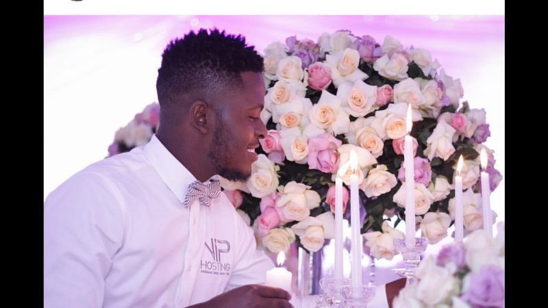 Kevin The Wedding Planner Makes It On Forbes 30 Under 30 List