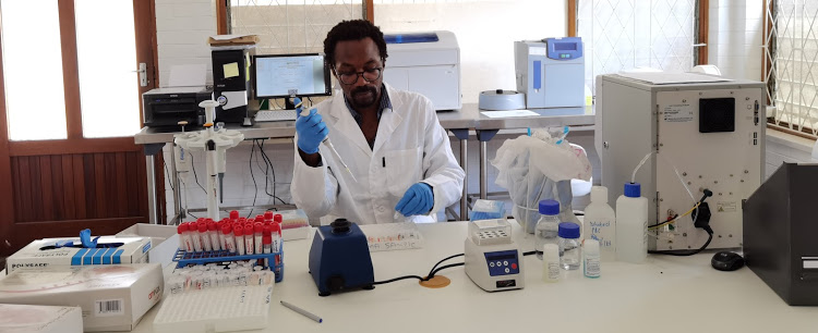 Top Biophysicist Sets Up Research Hub In Harare After Returning To Zim