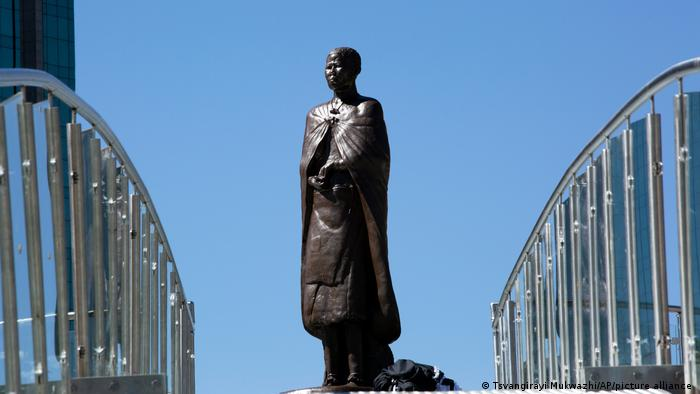 Angry Citizens To Revolt, Destroy Mbuya Nehanda Statue: Prophecy