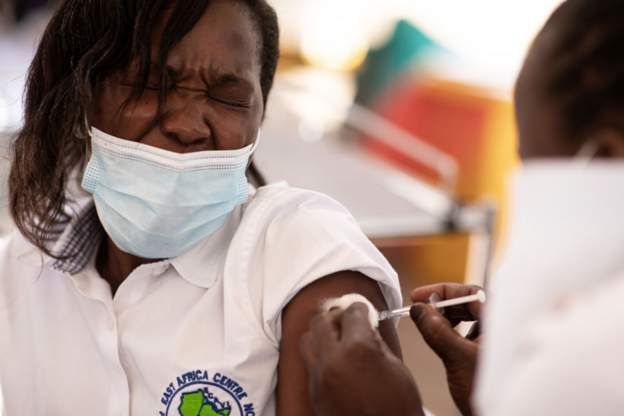 Uganda Study Finds No Deaths Among Fully Vaccinated