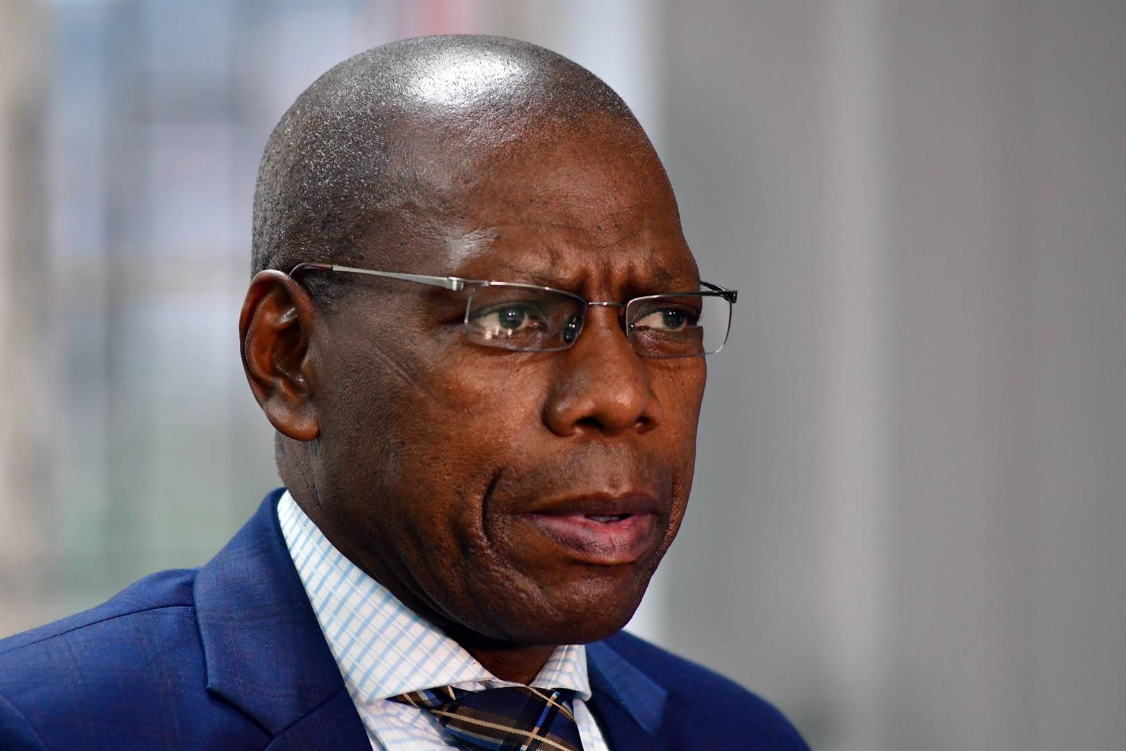 South Africa Minister Placed On Forced Leave Over Graft Claims
