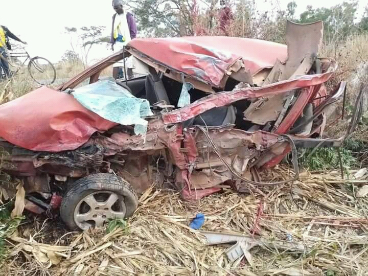 3 Dead, Six Injured As Pirate Taxi, Haulage Truck Collide