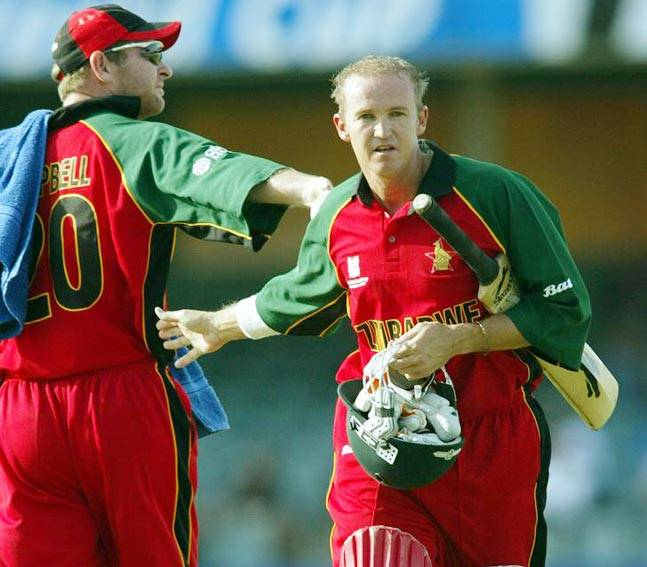 Zim Cricket Legend Andy Flower Inducted In ICC Hall Of Fame