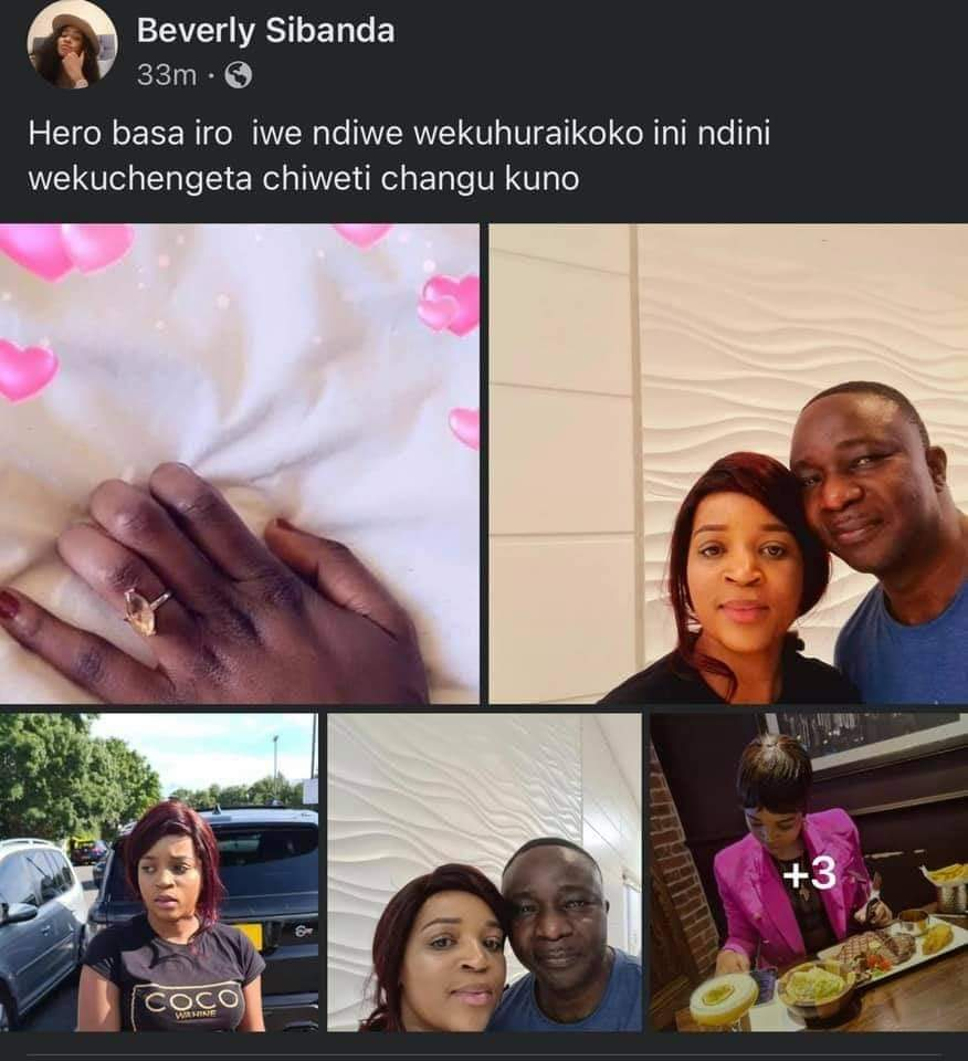 Bev breaks down as marriage crumble