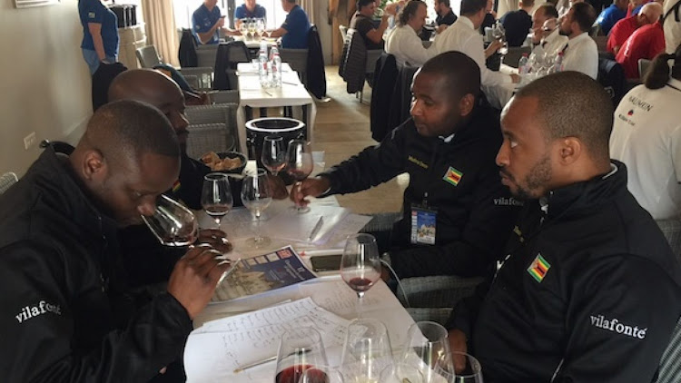 Zim Refugees Take On The World At Wine Tasting Championships